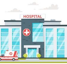 بیمارستان های طرف قرارداد با بیمه sos